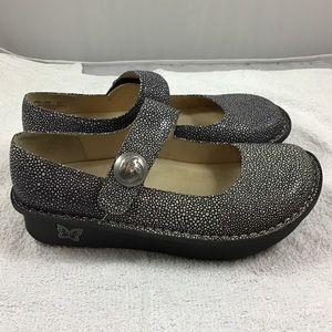 Alegria Paloma Shoes 37 7 Le Artist Mary Janes